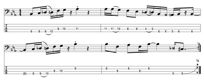 Prince Bass Line