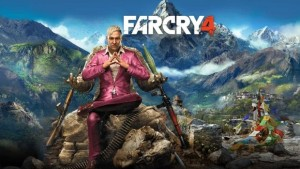 Far Cry 4 Poster