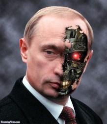 Terminator Vladimir Putin