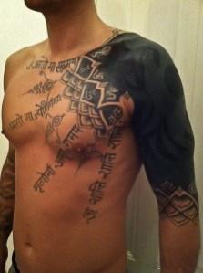 Tatuatul in slow motion o noua moda