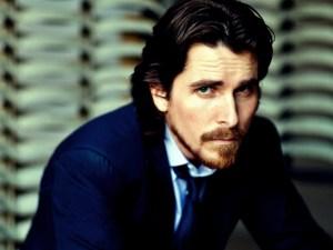 Actorul Christian Bale