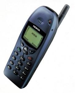 Nokia 2110 vechi