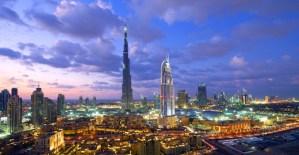 Dubai Noaptea
