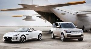Jaguar Land Rover Masini