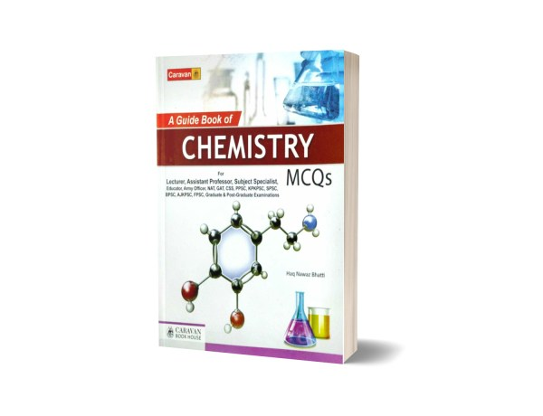 CHEMISTRY MCQs For Lectureship & Subject Specialist By Haq Nawaz Bhatti