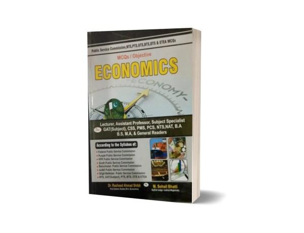 Economics MCQs By Dr Rasheed Ahmed Shibli & M Sohail Bhatti