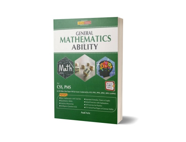 General Mathematics & Ability By Asad Aziz-JWT