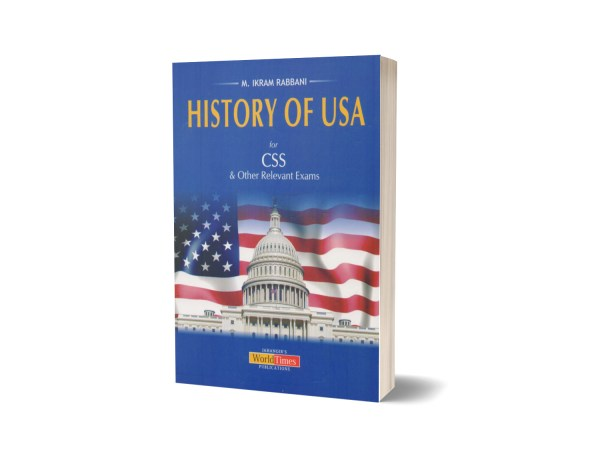 History of USA For CSS By M Ikram Rabbani – JWT