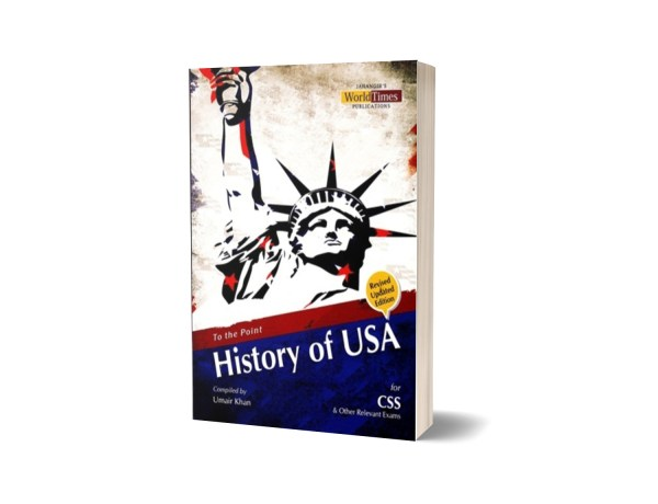 To The Point History Of USA CSS By Umair Khan- JWT