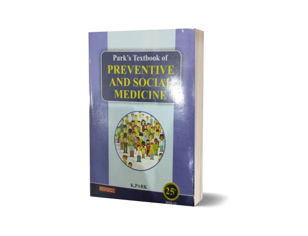 A Text Book Of Preventive And Social Medicine By K. Park