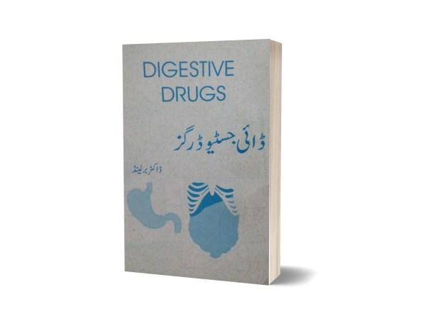 Digestive Druges By Dr Brandy