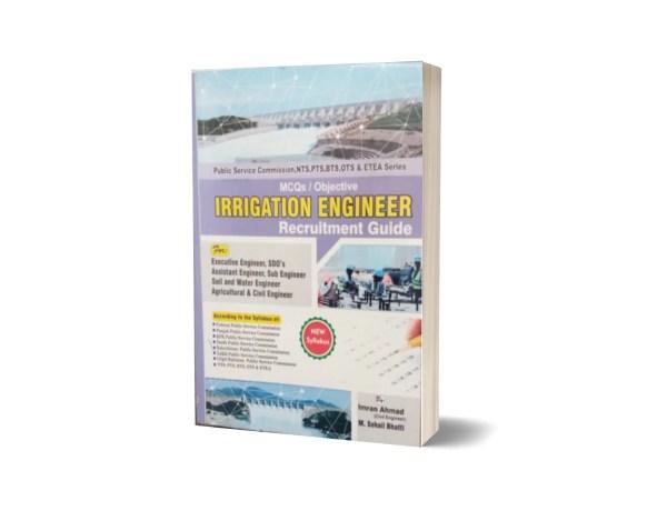 MCQs Objective Irrigation Engineer Recruitment Guide By Muhammad Sohail Bhatti