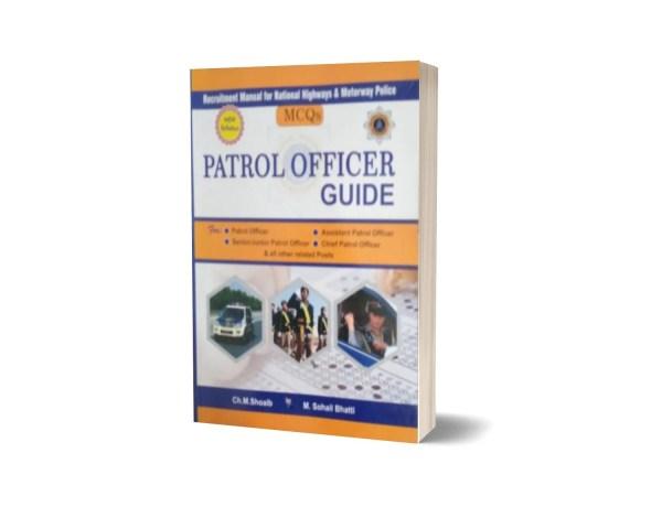 MCQs Patrol Officer Guide By Muhammad Sohail Bhatti