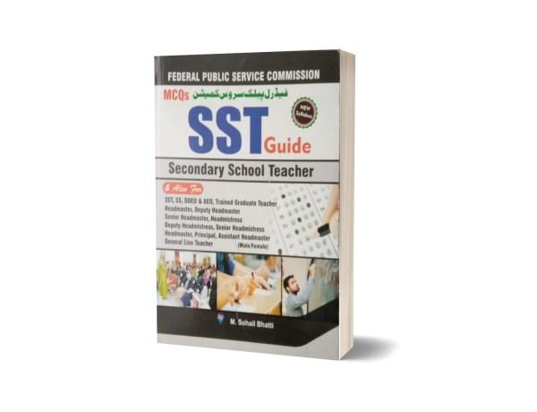 MCQs SST Guide By Muhammad Sohail Bhatti
