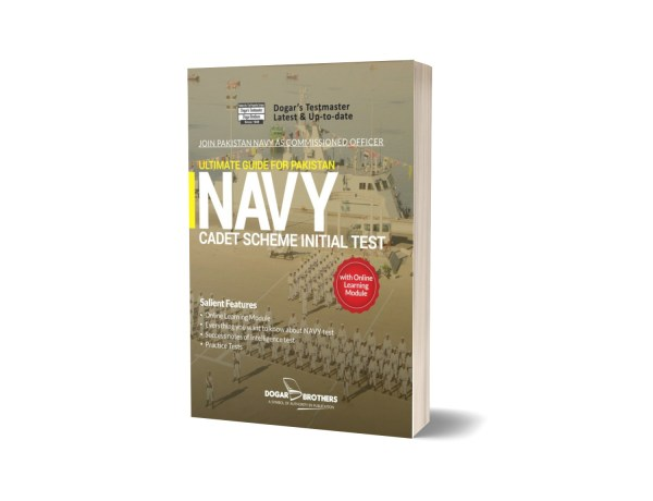 The Ultimate Guide for Navy Commission by Career Finder By Dogar Brothers