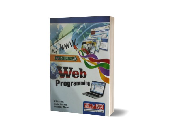 Web Programming By Ch Aslam