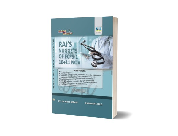 Rai. s Nuggets Of FCPS-1 -10+11 Nov By Dr. Raim Ammar