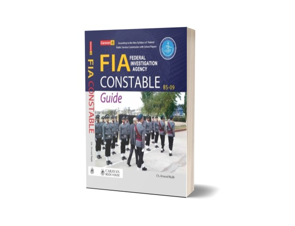 FIA Constable Guide BS-09 By Caravan Book House