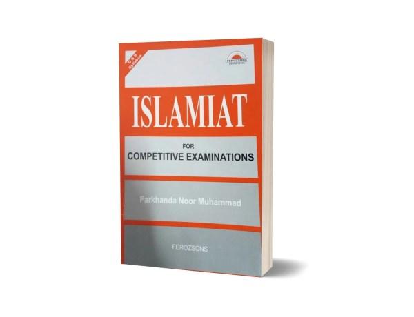 Islamiat CSS PMS Class By Farkhanda Noor-Ferozsons