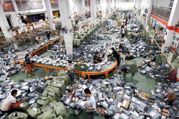 Alibaba-tmall-warehouse-singles-day-2014