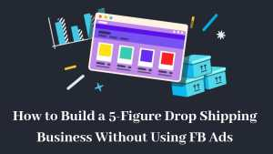 Drop Shipping Business Without Using FB Ads