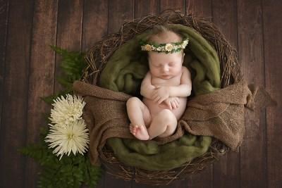 Newborn by Student Rachel Cooper