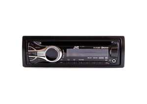 JVC KDR730BT Bluetooth Enabled CDMP3 Receiver with Front