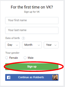 VK com Login   How To Use VK (social networking)