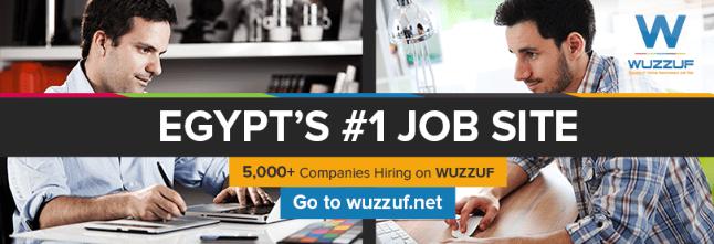 wuzzuf jobs