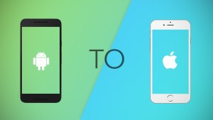 switch android to iphone