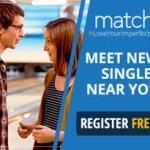 Match.com Account Registration   Match.com Account Login