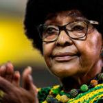 Winnie Madikizela Mandela Wife Of Nelson Mandela Died @ 81
