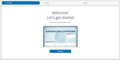 Americanexpress card