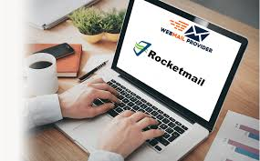 RocketMail account