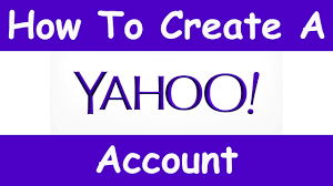 Yahoomail registration