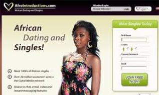 Afro dating login