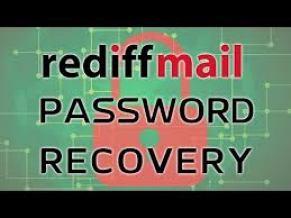 Rediffmail password