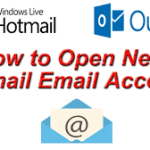 Hotmail Account Sign Up | How To Create Hotmail Account