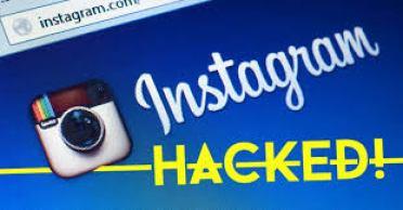 Hacked instagram