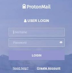ProtonMail account