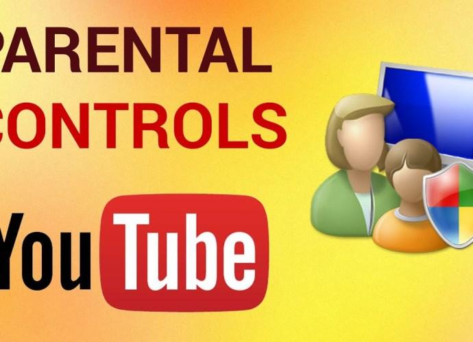 Youtube parenta lcontrol