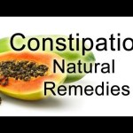 Natural Treatment Of Constipation | Home Remedy Of Constipation