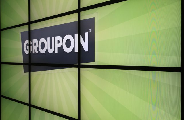 Groupon account registration