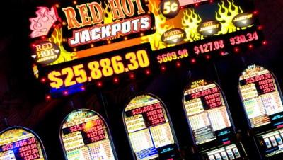 slash casino rama Slot