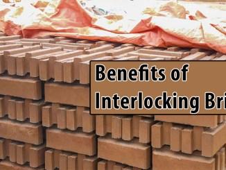 Benefits of Interlocking Bricks