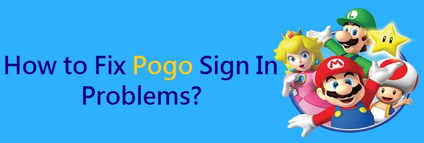 How to Fix Pogo Login Issue ?
