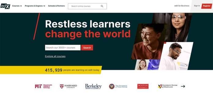 Best online platforms for learning - edX | LankaTalks