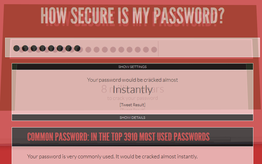 The Problem With Passwords | Online CISO