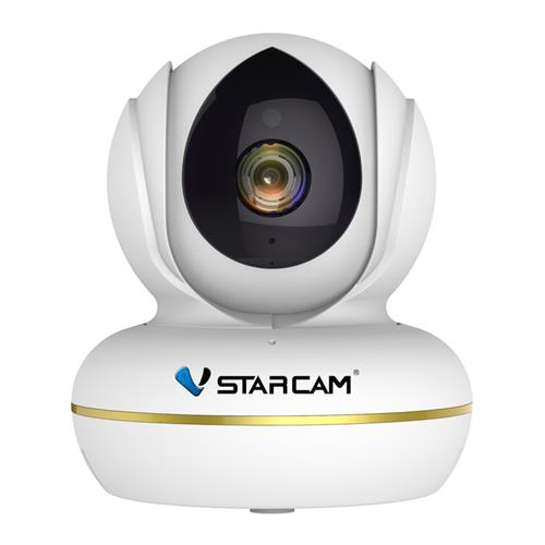 Vstarcam C22S 1080P Wifi IP Camera Infrared Night Vision Monitor Video Two-Way Audio – White US Plug