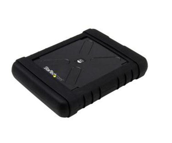 Startech Rugged 2In Hard Drive Enclosure